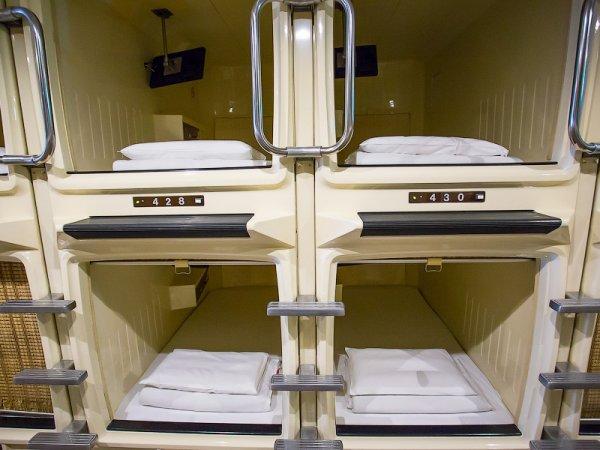 РЖД предложит пассажирам поездов спать в капсулах вместо полок