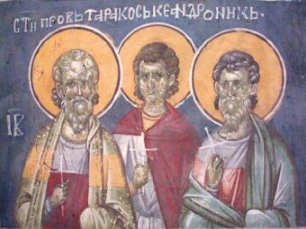 Какой сегодня праздник 25 октября 2018: церковный праздник Андрон Звездочет отмечается в России 25.10.2018