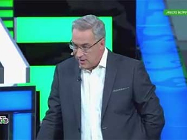 """""""Умоетесь кровавыми соплями"""": ведущий НТВ в прямом эфире выгнал гостя из студии"""