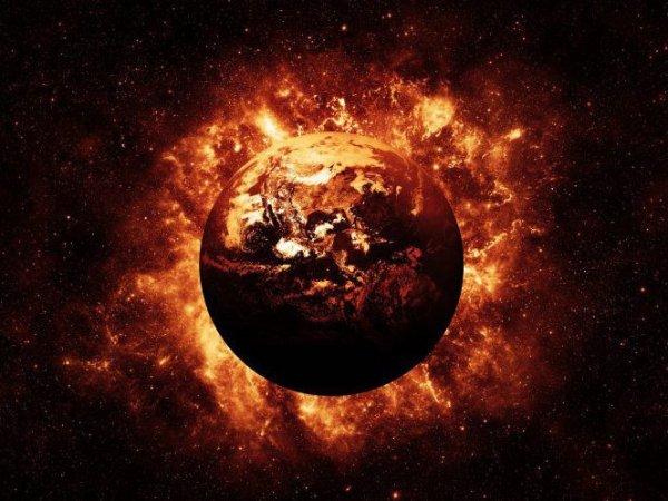 Юпитер взорвал Нибиру по пути к Земле, озарив вспышкой небо (ФОТО)