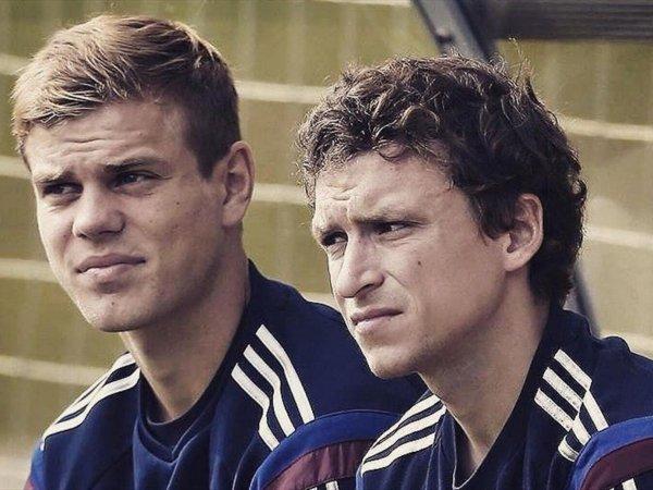 СМИ: Кокорин и Мамаев могут стать звездами тюремного футбола
