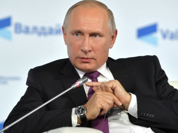 В РПЦ оценили заявление Путина о ядерной войне и рае для россиян