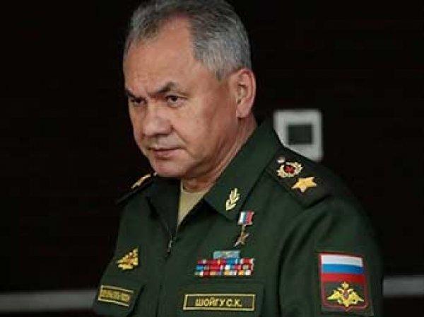 Шойгу предупредил о небывалом уровне активности НАТО у границ России