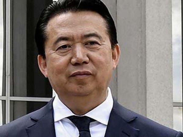 Пропавший глава Интерпола внезапно ушел в отставку