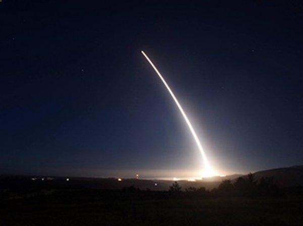 США успешно испытали баллистическую ракету Minuteman III