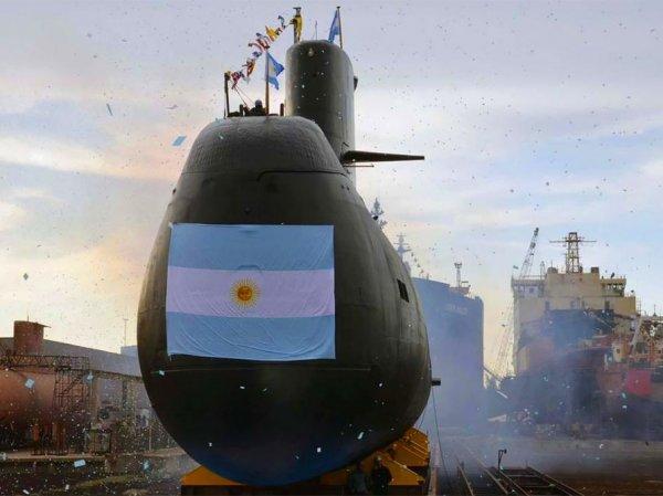 Первые фото затонувшей аргентинской подлодки Сан-Хуан появились в СМИ