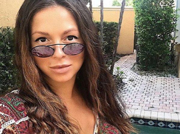 Певица Нюша впервые стала мамой и уже выложила фото дочки в Сеть