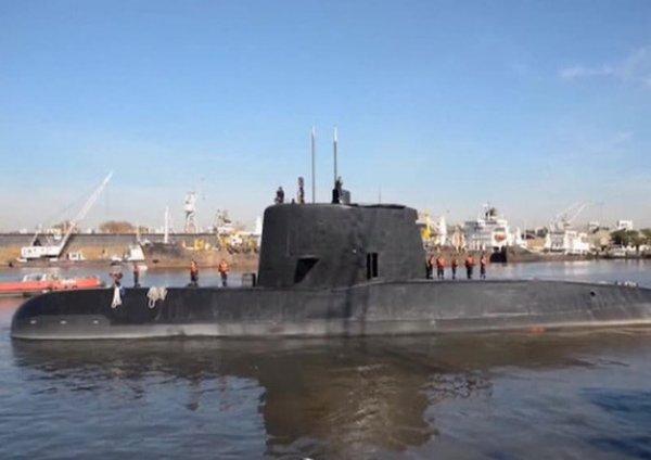 У берегов Аргентины найдена пропавшая год назад подлодка San Juan