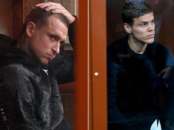 Мамаева и Кокорина спасли от издевательств в СИЗО