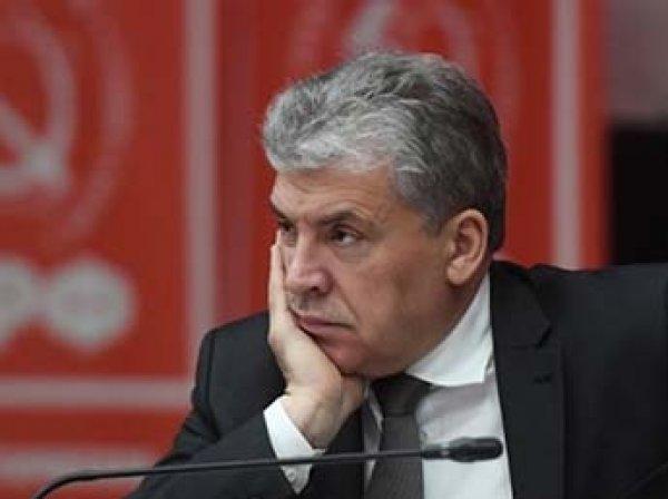 «Совхоз им. Ленина» подал иск на миллиард рублей к Грудинину