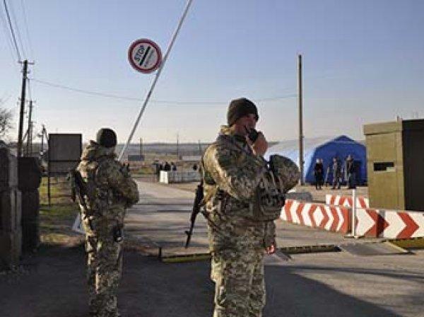 Украина закрыла въезд в страну для мужчин из России