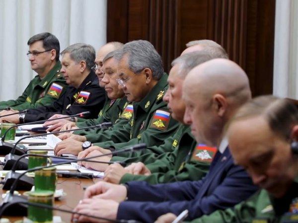 Стало известно, что делал Пригожин на переговорах маршала Ливии и Шойгу
