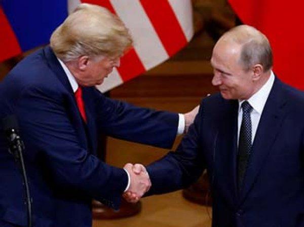 Макрон сорвал полноформатную встречу Путина и Трампа в Париже