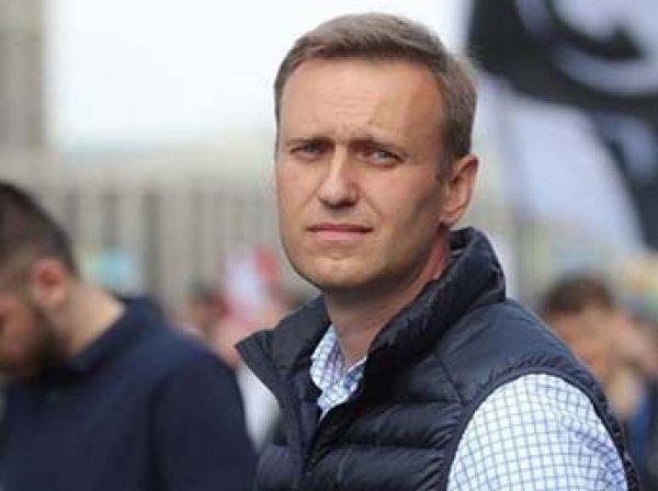 Названа причина, по которой Навального не выпускают за границу