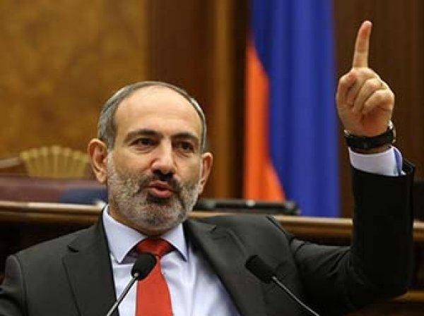 Никол Пашинян добился роспуска парламента Армении
