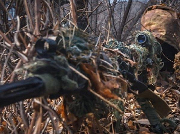 В Донбассе убит известный украинский снайпер «Джоконда»