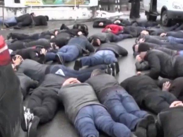 В Домодедово пресекли сходку воров в законе, где задержали Хобота и Солому (ВИДЕО)