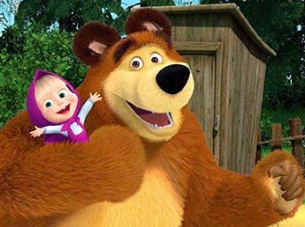 """Авторов мультсериала """"Маша и медведь"""" обвинили в пропаганде в пользу Кремля"""
