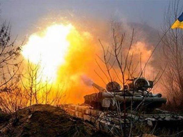 ВСУ устроили обстрел Горловки во время инаугурация главы ДНР