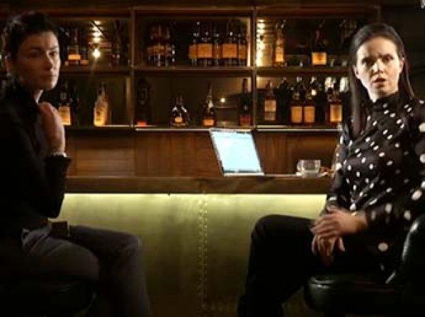 Певица Приходько сбежала с интервью после вопроса о Тимошенко