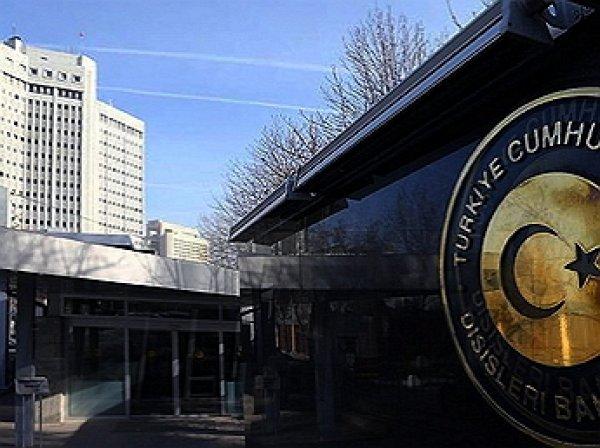 Турция сделала жесткое заявление по инциденту в Керченском проливе