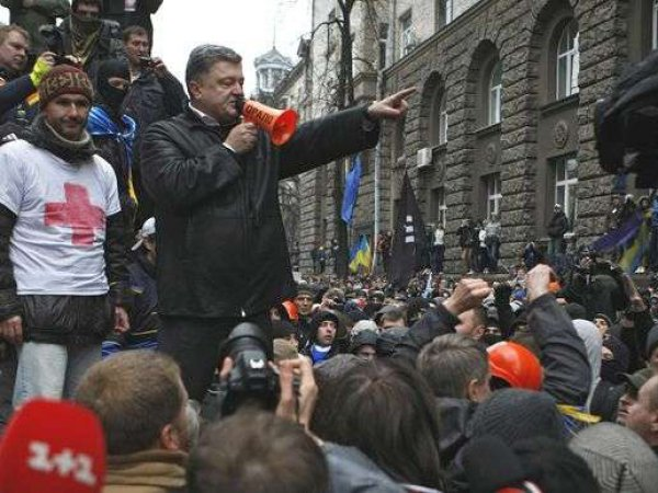 """Экс-советник Авакова рассказал, как Порошенко и Кличко """"бухали"""" во время """"евромайдана"""""""