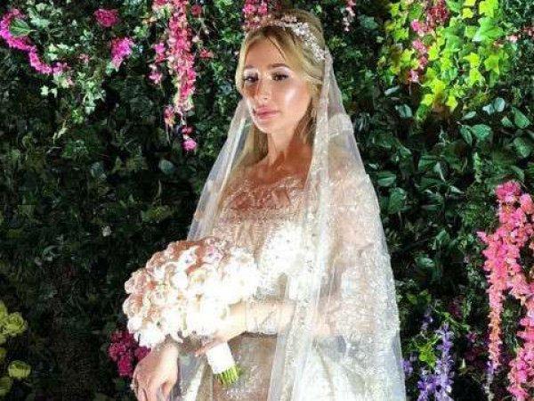 Платье за 30 млн и 600 гостей: племянница олигарха Джабраилова вышла замуж (ФОТО)