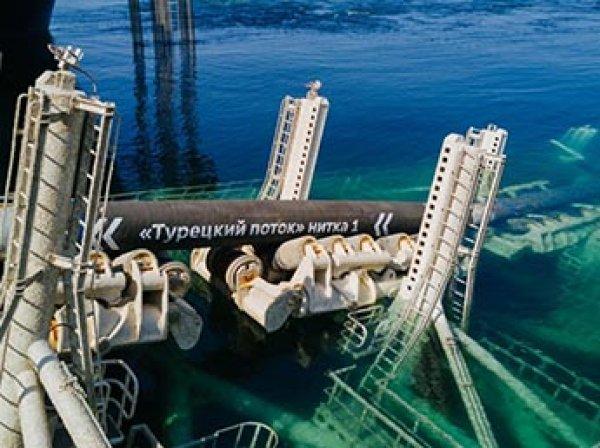 """Газ для Европы: Путин с Эрдоганом запускают """"Турецкий поток"""""""