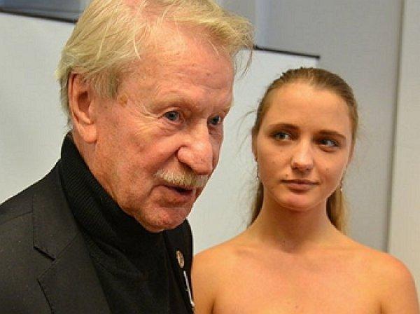 Актер Иван Краско вернулся к бывшей жене