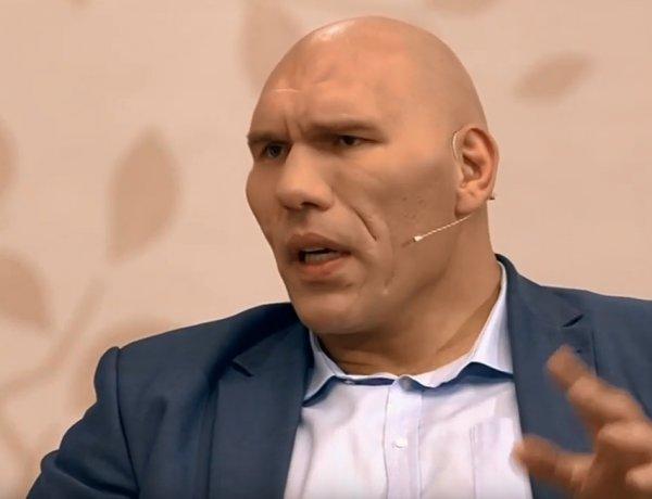 Валуев откровенно рассказал об опухоли мозга, превратившей его в гиганта