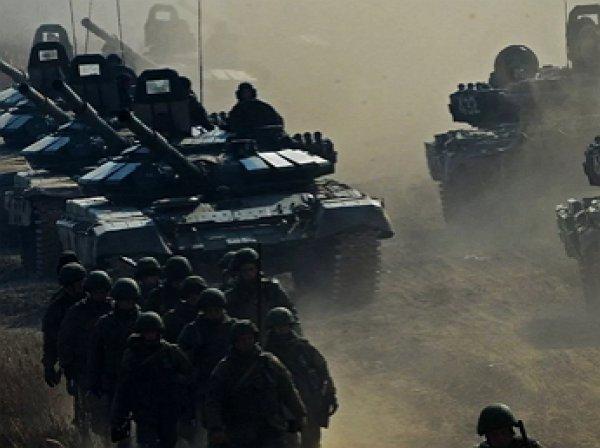 Украинский генерал раскрыл сценарий возможной «большой войны» с Россией