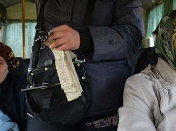В Тюмени школьница шла 14 км по морозу пешком из-за равнодушного кондуктора