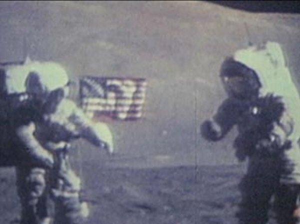 Космонавт назвал способ проверить реальность высадки американцев на Луну