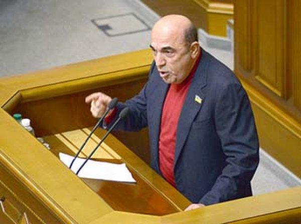 Депутат Рады шокировал Европу рассказом о происходящем на Украине