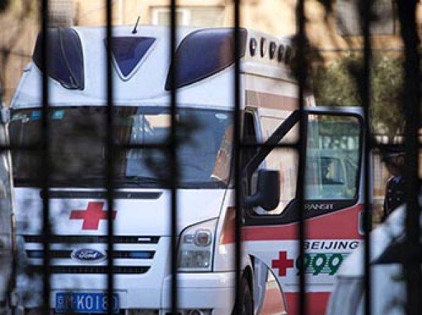 В Китае автомобиль въехал в толпу школьников: уже пять погибших