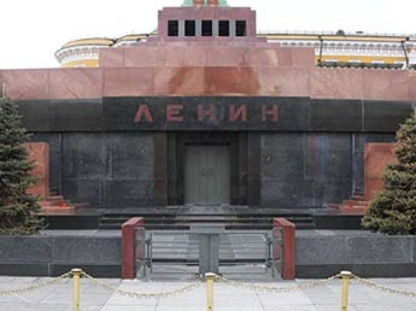 Тело Ленина в Мавзолее предложили заменить резиновой копией