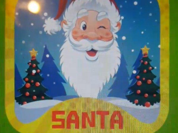 """Родители пришли в ужас, когда запустили детское рождественское приложение """"Позвони Санте"""""""