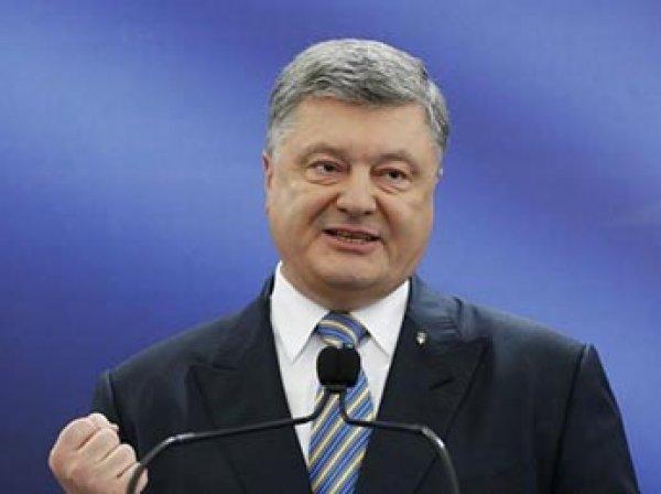 Эксперт рассказал, зачем Порошенко приказал нарушить границу России