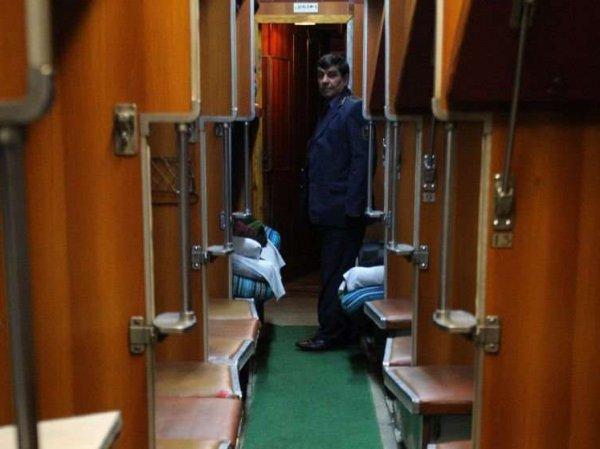 Опубликованы фото новых плацкартных вагонов РЖД