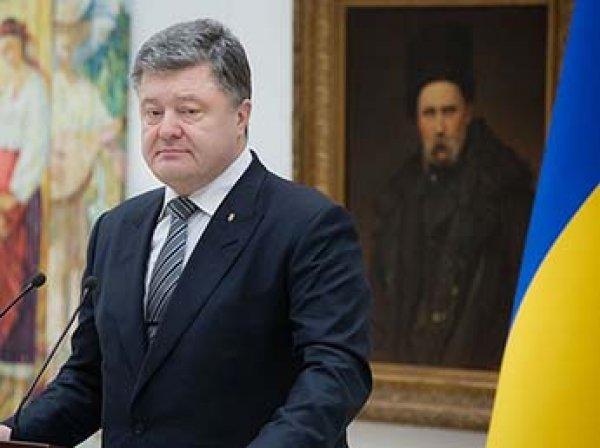 Порошенко провел тайную встречу с иерархами Украинской православной церкви