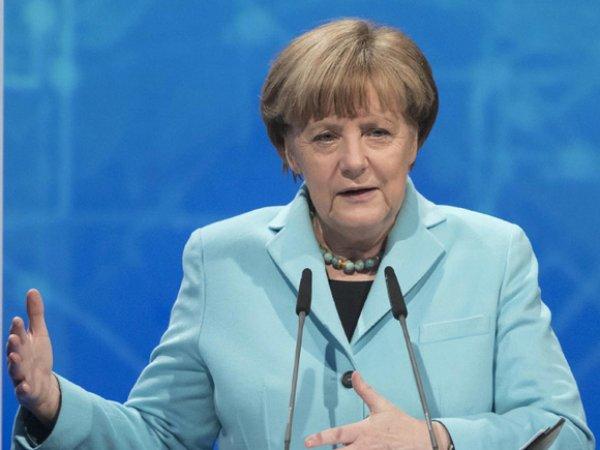 Меркель раскрыла смысл санкций против России