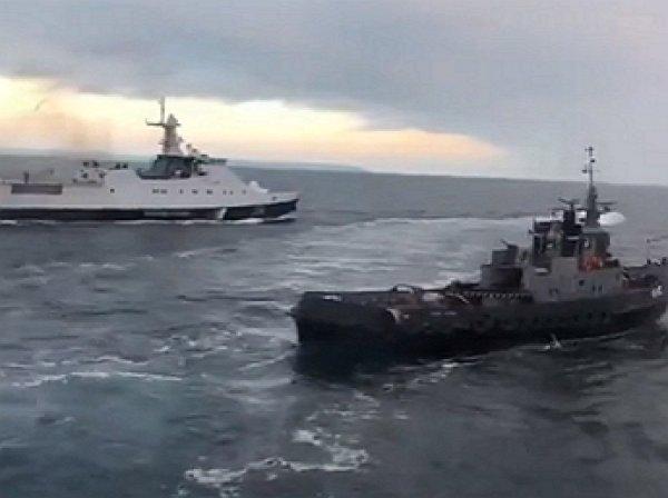 Сотрудники СБУ и моряки признались в провокации в Керченском проливе
