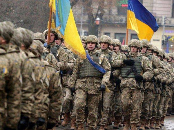 Киев вводит военное положение: армия Украины приведена в полную боеготовность