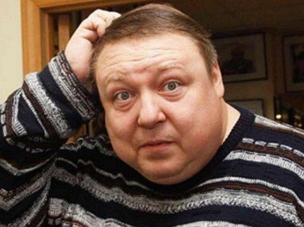 Похудевший на 40 килограмм актер-толстяк Семчев напугал Сеть своим болезненным видом