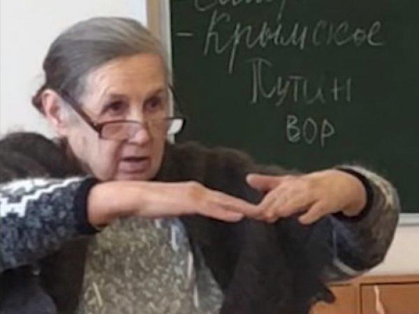 Российские школьники запустили флешмоб с оскорблением Путина
