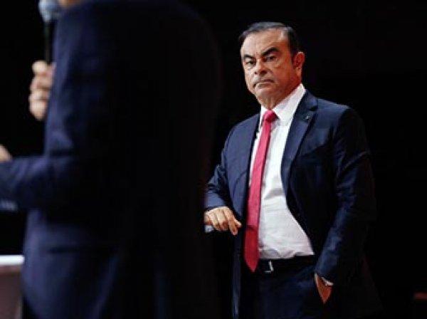 В Японии арестован глава концерна Renault и Nissan Карлос Гон