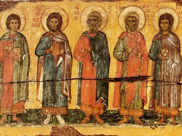 Какой сегодня праздник 15.11.2018: церковный праздник Акиндин и Пигасий отмечается 15 ноября