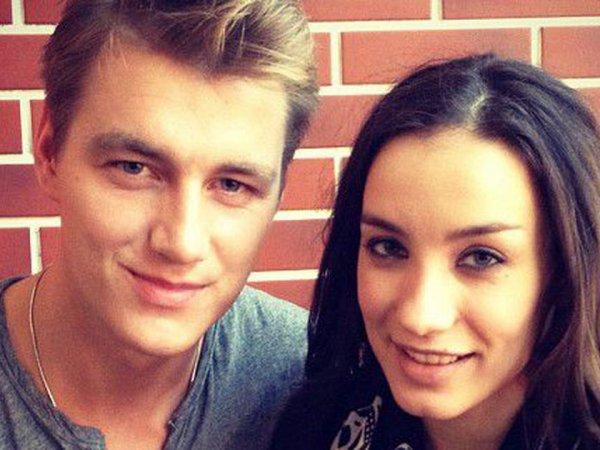 Вернувшуюся к Воробьеву Дайнеко засняли с голым задом в компании бывшего мужа