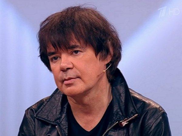 Андрей Разин: Евгения Осина отравили, подмешав ему психотропных веществ