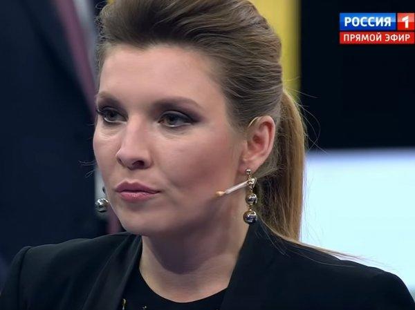 """""""Мягкое законодательство не позволяет вам дать в лоб"""": Скабеева вновь оказалась в центре скандала"""
